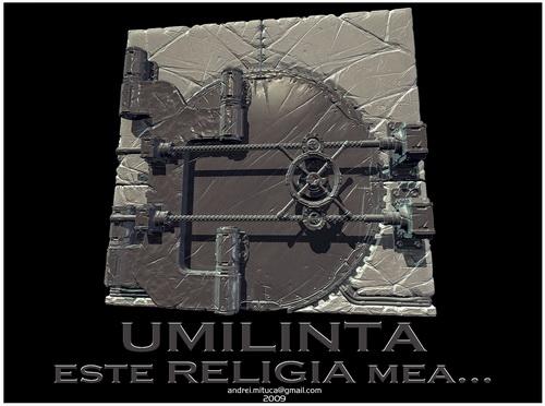 UMILINTA - este Religia mea_01