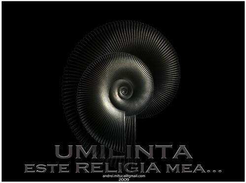 UMILINTA - este Religia mea_13